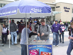Stride Gum Campus T-Shirt Swap 4 (Stride Gum) Tags: college gum campus free giveaway kansas kstate stride stridegum tshirtswap