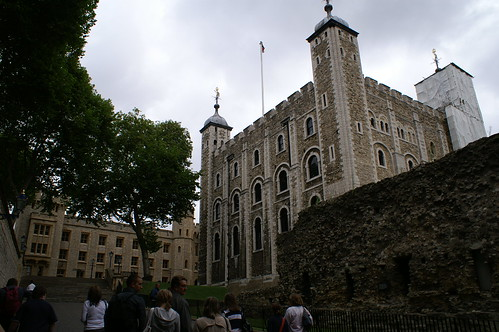 Tower Of London Grounds 3
