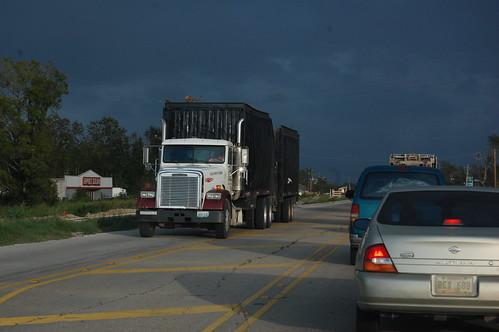 Debris Removal Trucks
