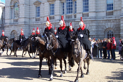 Horse Guards - London, England