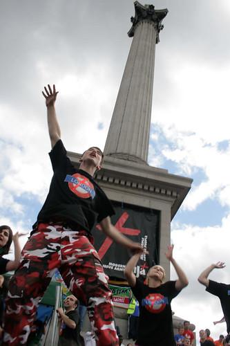 Jesus Army: Trafalgar Square 2008
