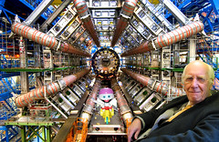 The CERN Large Hadron Particle Collider (George D Thompson) Tags: photoshop cern bigscience particlecollider scenicsnotjustlandscapes stonkingphoto largehadron
