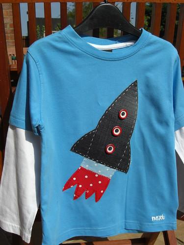Rocket T-shirt