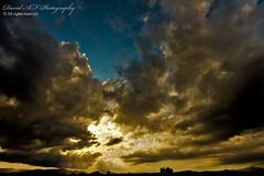 ATARDECER (david A.F Photography) Tags: clouds atardecer girona nubes sigma1020mm canoneos40d davidafphotography