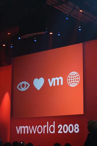 I heart VMworld