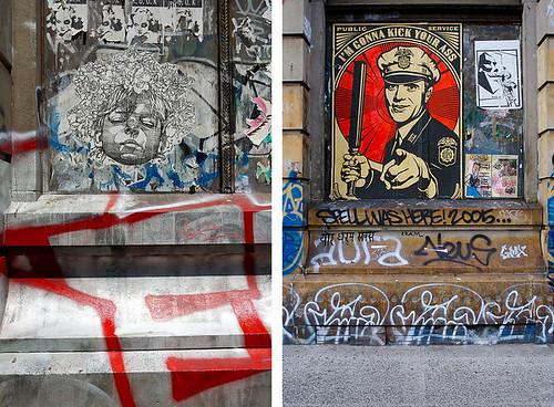 bowery graffiti