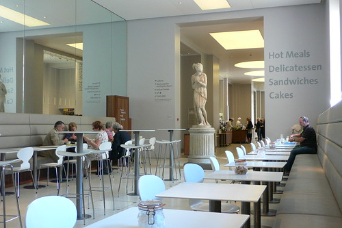 Cafe at the V & A