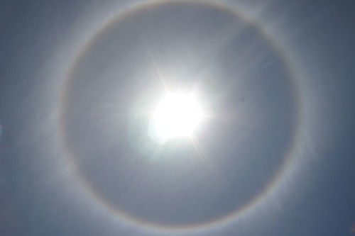 Solar phenomenon in southern Bolivia.