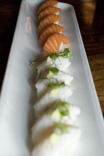 Salmon & Escolar
