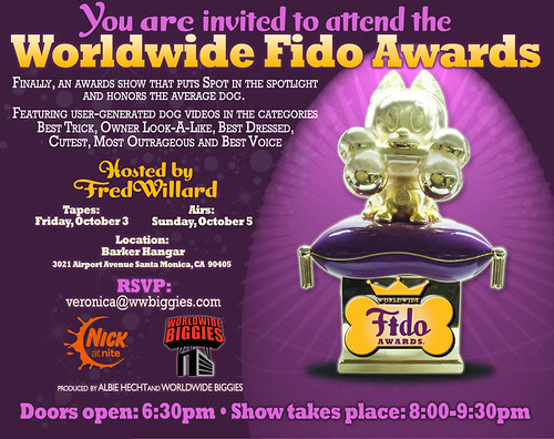 Worldwide Fido Awards