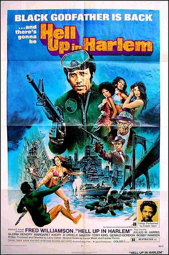 1973 Hell Up in Harlem