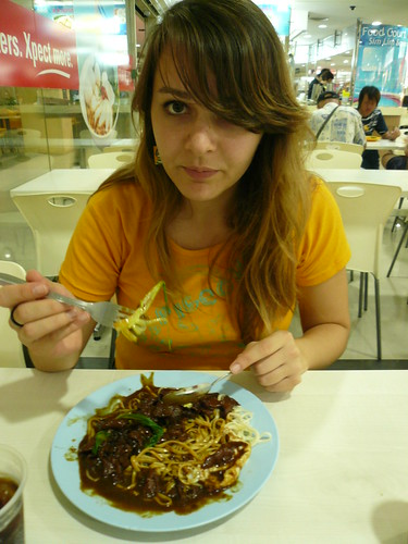 blog voyage travel signapour food court lise manger