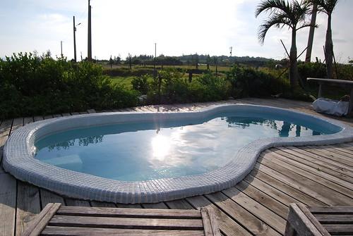 可以日光浴的小泳池(2)