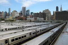 NYC: John D. Caemmerer Westside Yard by wallyg, on Flickr