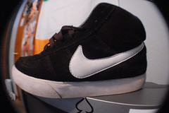 Nike 6.0 Mavrk High-tops (Sam Paulson) Tags: shoes nike fisheye hightops kicks 60