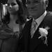 Valéria e pai do noivo