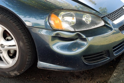 Cost To Fix A Big Dent In Car
