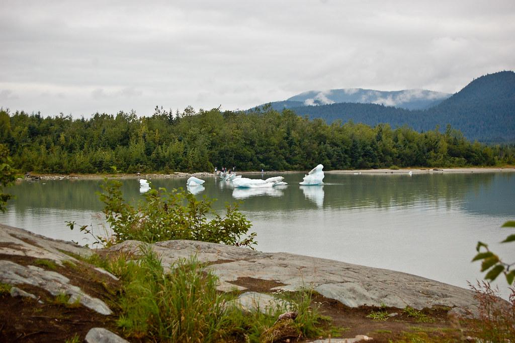 Mendenhall's Icebergs