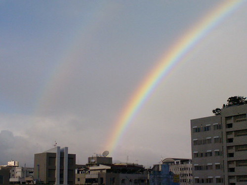 It´s double rianbow