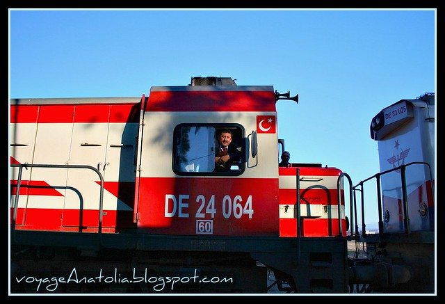 Diesel Locomotive & Engineers