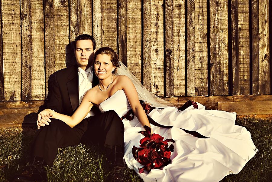 Amy and Jason- Vinton, VA October 18, 2008