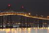 the west span (1600 Squirrels) Tags: california bridge usa photo lenstagged sanfranciscobay 1600squirrels eastbay sfbayarea nocal xsi 3x2 richmondsanrafaelbridge canon70300f456 westspan 450d sanrafaelbay