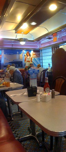 Silver Diner - Taken With An iPhone