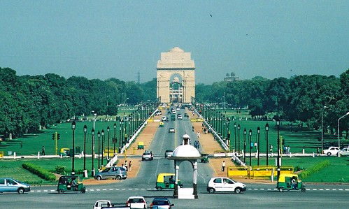New Delhi Rajpath