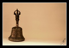 the bell (Archana Ramaswamy) Tags: quiet peace bell silence brass ramaswamy archana dementa archanaramaswamy