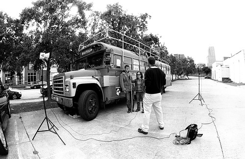 BioTour Bus Shoot
