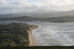 Five Finger Strand (RzR and Viv) Tags: ireland sea storm beach waves atlantic atlanticocean donegal inishowen roughsea roughwaves windybeach fivefingerstrand stromyday