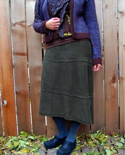 Perimeter skirt