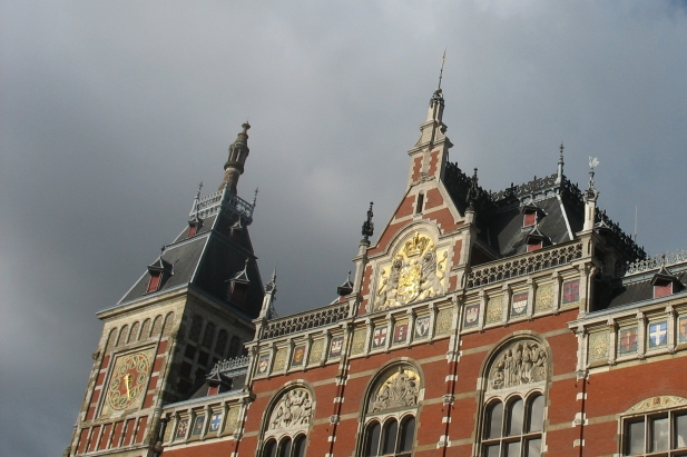 Amsterdam Central Station (Centraal Station)