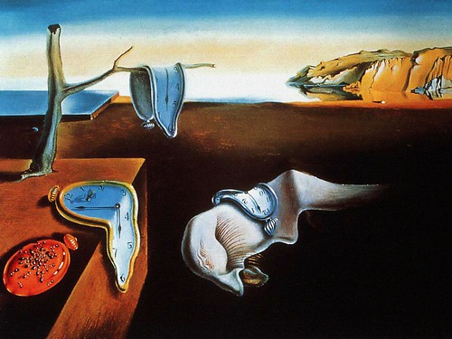 SalvadorDali-The-Persistence-of-Memory-1931