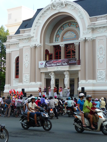 Sunday Morning Concert, Saigon