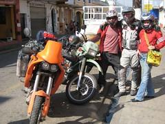 IMG_6551 (ScottHernandez) Tags: travel jeff mexico motorcycles oaxaca northamerica guille nir jeffschnitzer travel08