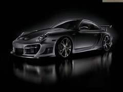 TechArt Porsche GTstreet R 2009 (Syed Zaeem) Tags: wallpaper cars car r porsche wallpapers 2009 techart gtstreet getcarwallpapers