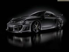 TechArt Porsche GTstreet R 2009 (Syed Zaeem) Tags: wallpaper cars car r porsche wallpapers 2009 techart gtstreet getcarwallpapers