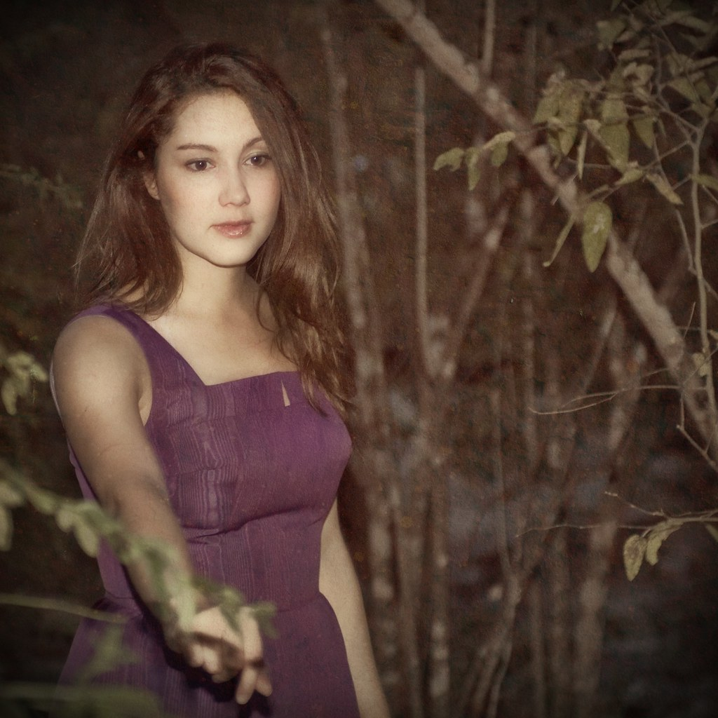 A Muse in the Forest