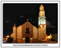 saint charles borromeo church (lens corrected) (Kris Kros) Tags: california ca usa church saint st photoshop nikon catholic charles christian kris christianity 2008 hdr kkg cs3 borromeo photomatix kros kriskros 5xp kkgallery
