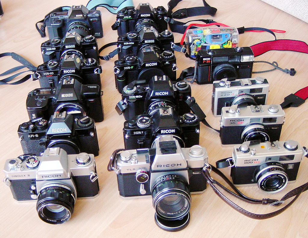 The Ricoh family