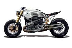 BMW Lo Rider  Concep t
