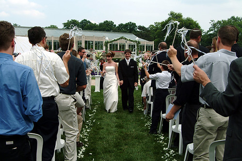 From walking down the aisle to exiting your reception the ideas presented