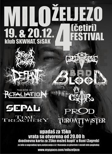 metal, milo željezo, festival, sisak