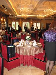 banquet room (eccovento) Tags: weddings omiya