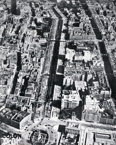 Foto aérea antigua