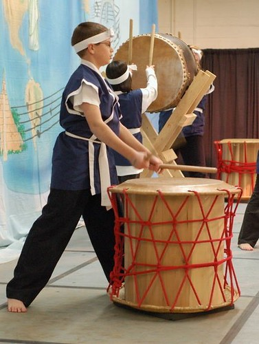 International Festival - Taiko