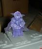 Holographic Yoda