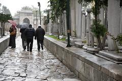 Sleymaniye Camii (Mosque) Graves (Funky Chickens) Tags: turkey türkiye istanbul constantinople trkiye