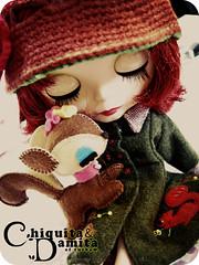 Damita & Chestnut